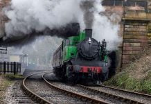 Churnet Valley Railway announces reopening after coronavirus closure
