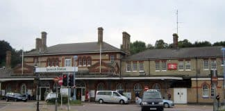 Ipswich station set for improvements