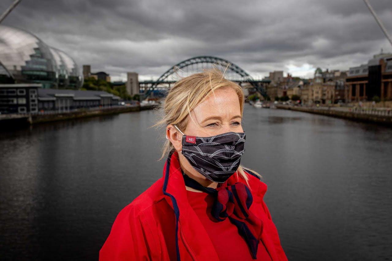 LNER launch range of face masks