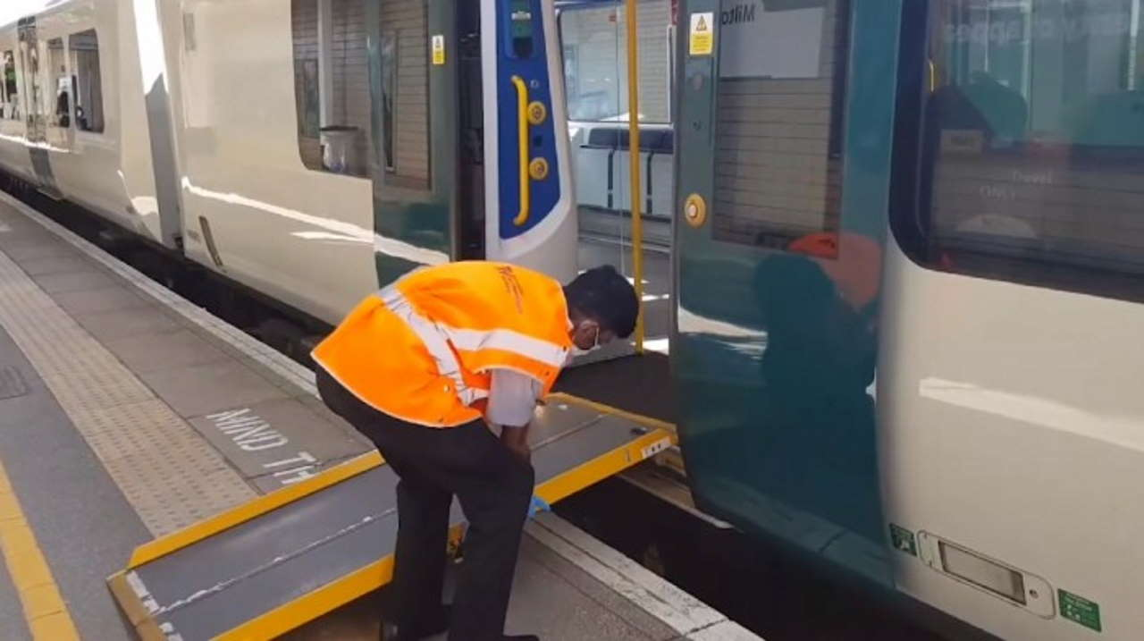 London Northwestern Railway moving safely this summer