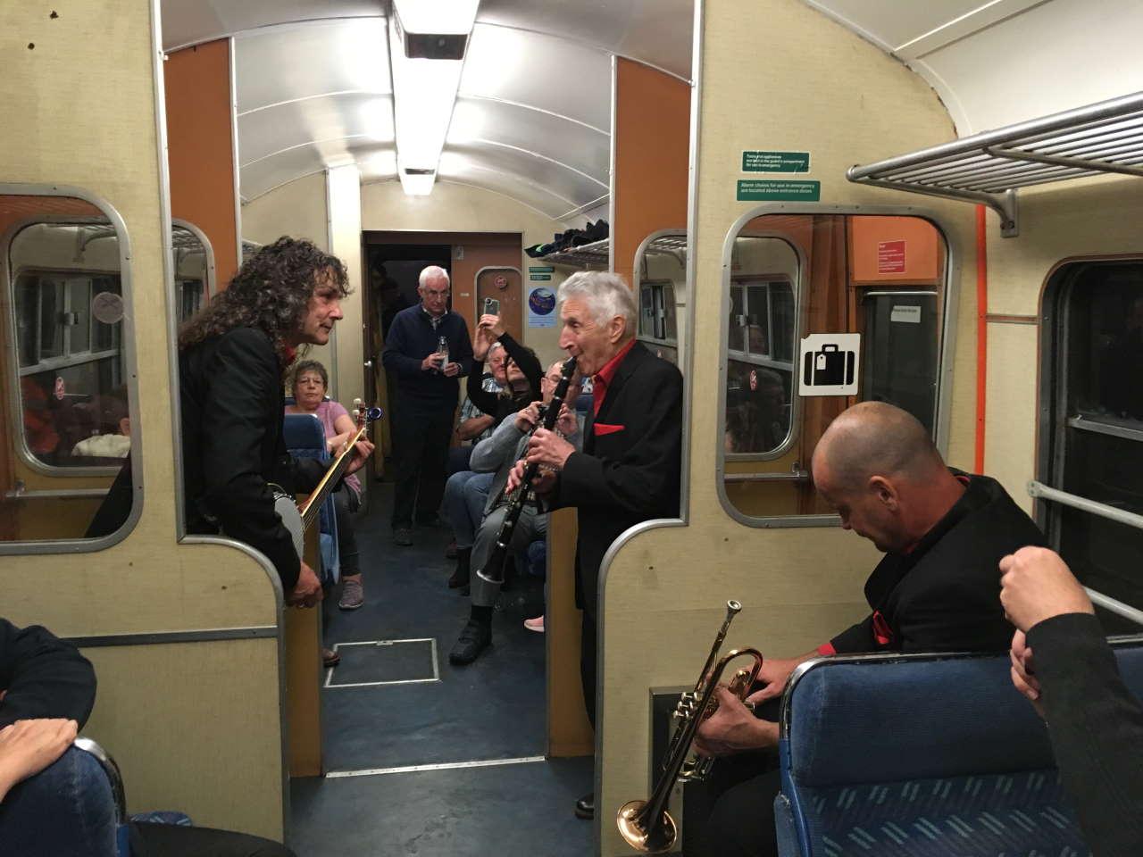 Mid Norfolk Railway Jazz Train 2020 cancelled