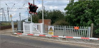 Manningtree Level Crossing