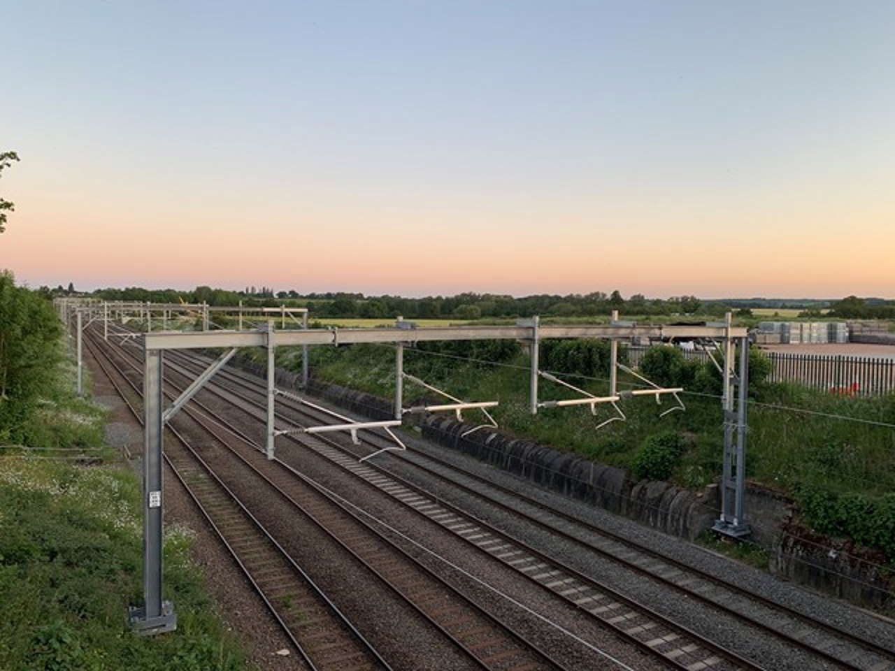 Midlands main line
