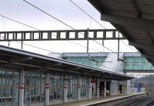 Network Rail begins vital lift improvement work at Luton Airport Parkway station