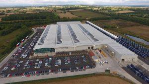 Hitachi manufacturing site at Newton Aycliffe