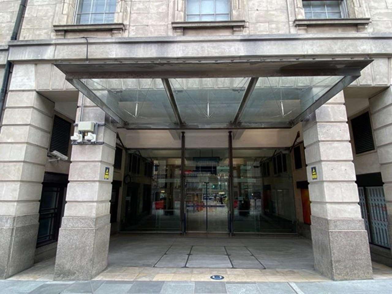 Paddington Entrance