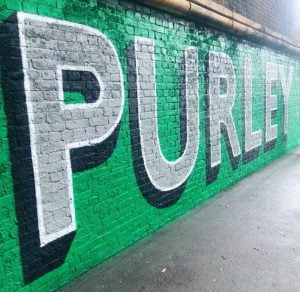 Purley sign