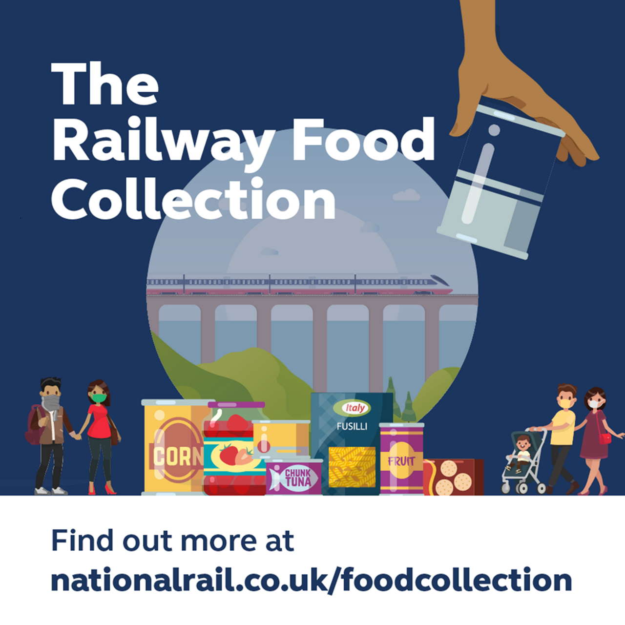 Railway Food Collection