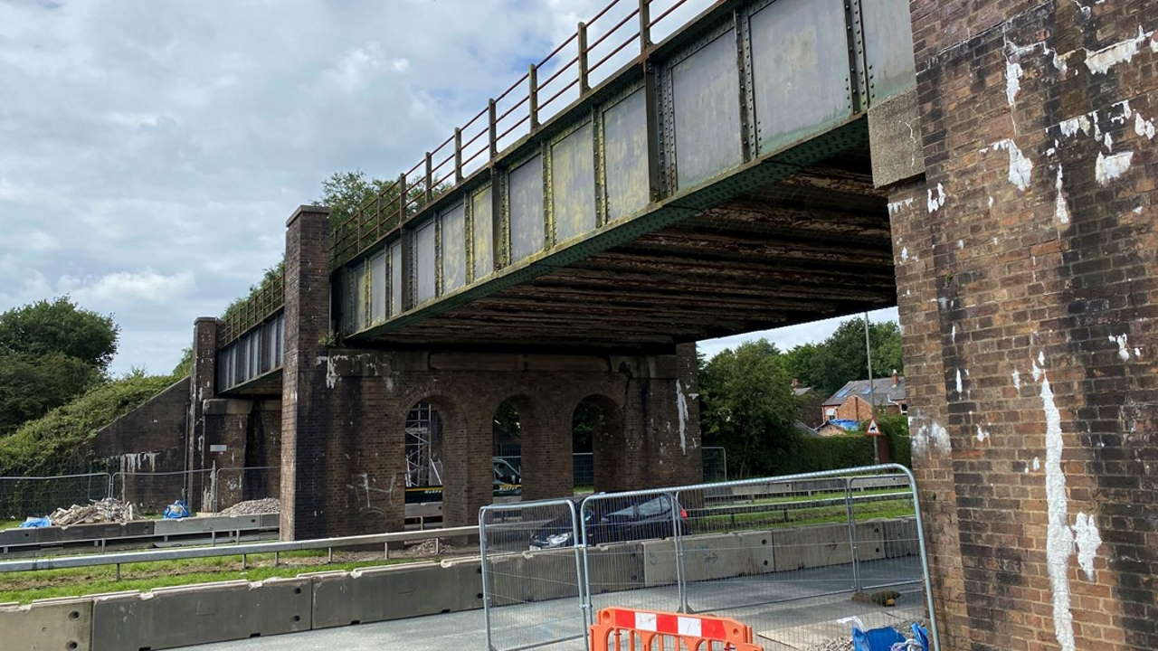 Rainford Bypass Bridge