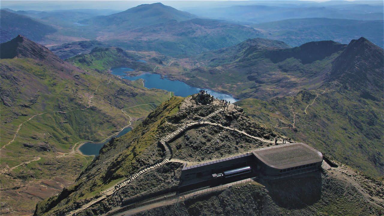 Snowdon Mountain Railway reopens to the public after coronavirus lockdown
