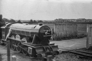 Flying Scotsman on the Cleethorpes Coast Light Railway