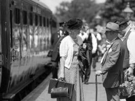 Step Back to the 1940s at the Severn Valley Railway