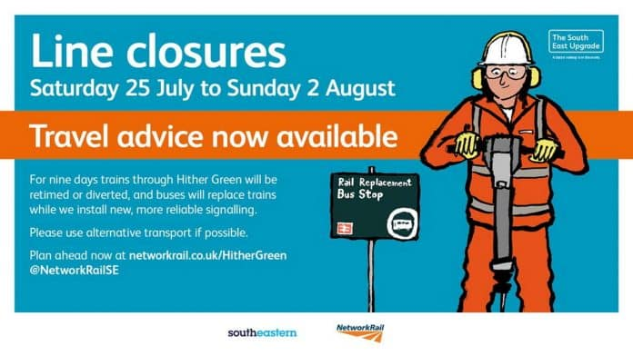 Hither Green travel advice