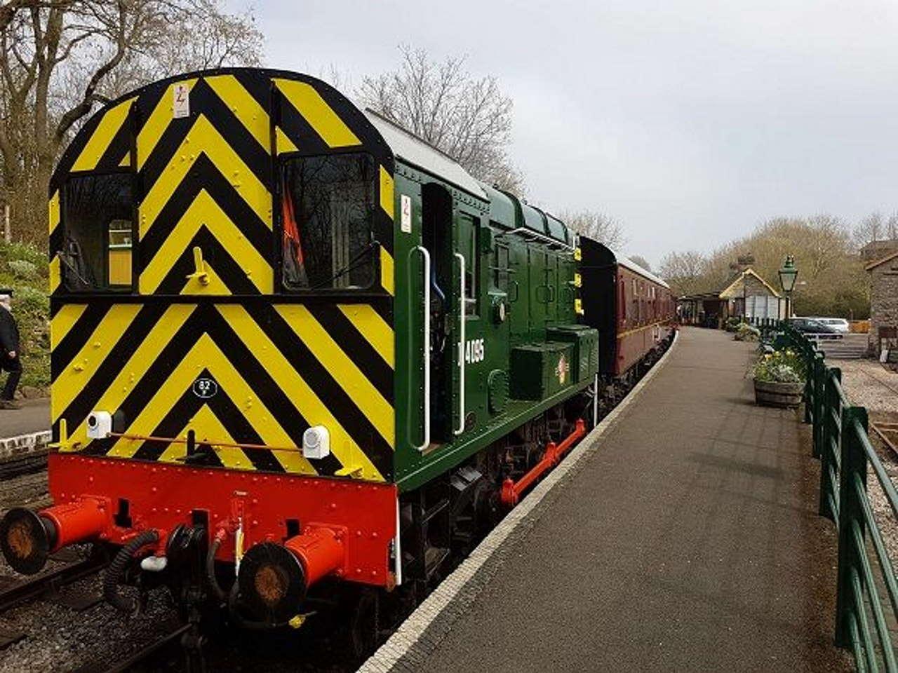 class 08 msn passenger trains