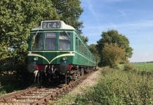 Epping Ongar Railway announce reopening date