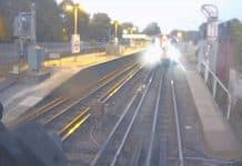 Two trains nearly collide at Chalfont and Latimer station