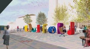 watford junction forecourt letters