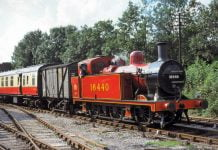 LMS livery confirmed for LMS Jinty 16440