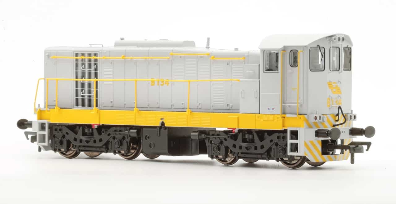 RPSI locomotive model
