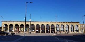 Cambridge station is 175 years old