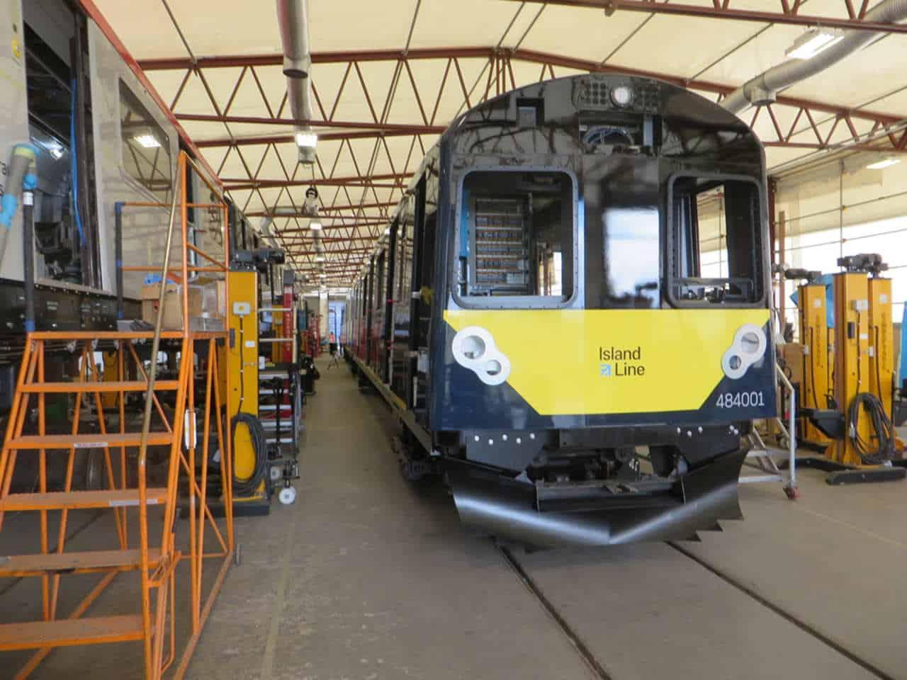 Class 484 South Western Railway