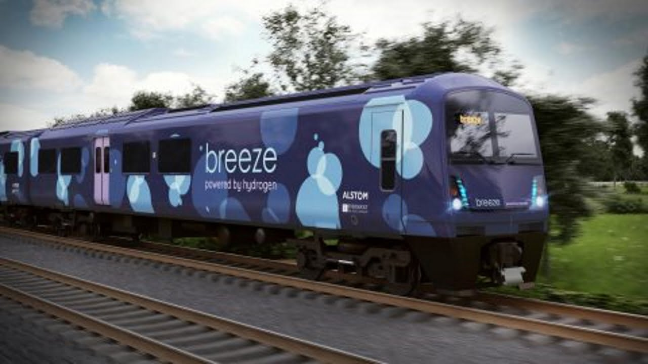 Breeze trains