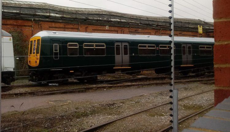 Great Western Railway Class 769 train