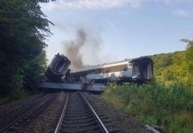 Stonehaven train crash
