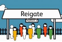 Reigate Station Upgrade