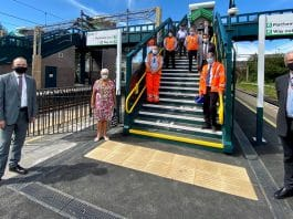 Tring station accessibility