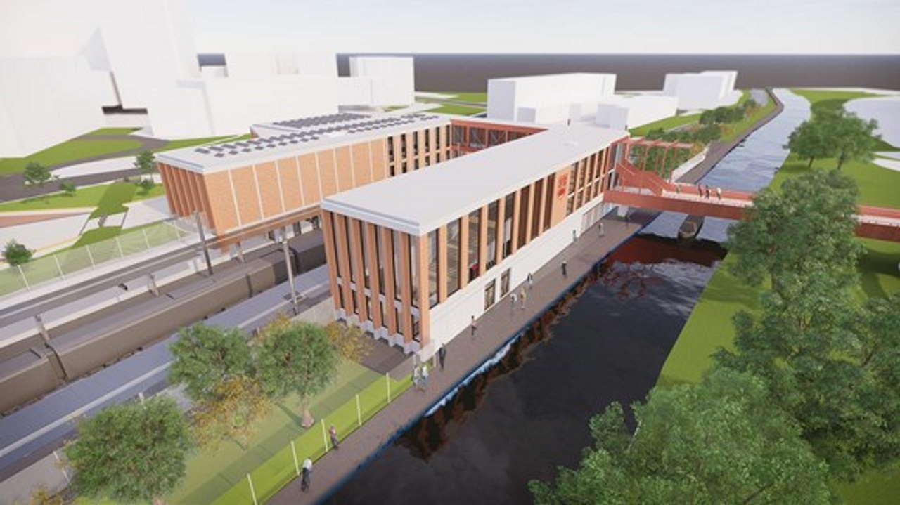Birmingham University set for upgrade