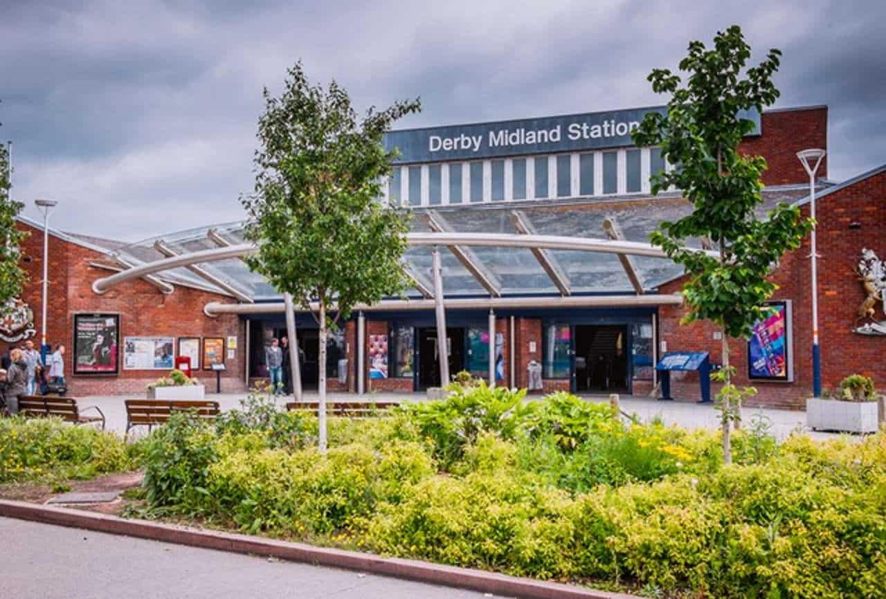 derby midlands railway station