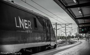 Class 91 91109 at York