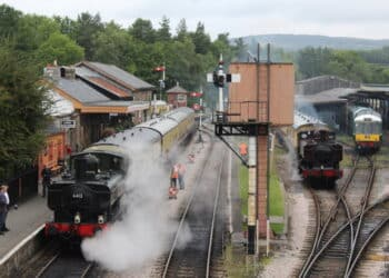 South Devon Railway receive lottery grant