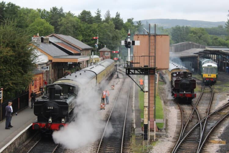 South Devon Railway receive lottery grant