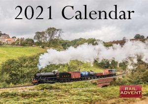 RailAdvent 2021 Calendar