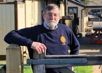 Charles Welshpool & Llanfair Light Railway general manager