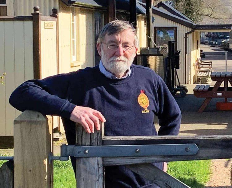 Charles Welshpool & Llanfair Light Railway general manager