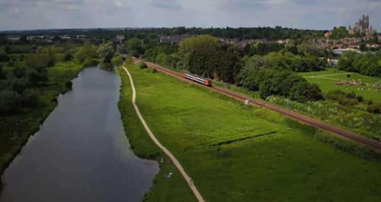 Ely rail corridor
