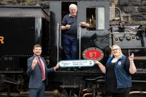 National Lottery grant for the Ffestiniog and Welsh Highland Railway