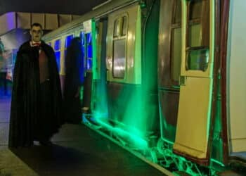 Halloween Pontypool and Blaenavon Railway
