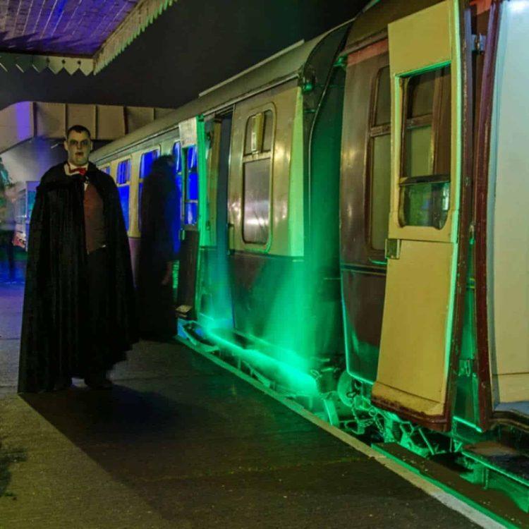 Halloween Pontypool and Blaenavon Railway