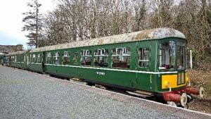 Class 103 at the Helston Railway