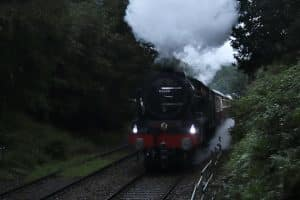 46100 Royal Scot heads for Crewe