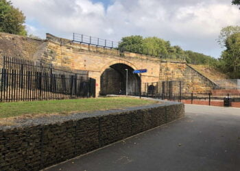Network Rail improves historic Skerne Bridge in Darlington ahead of 195th anniversary