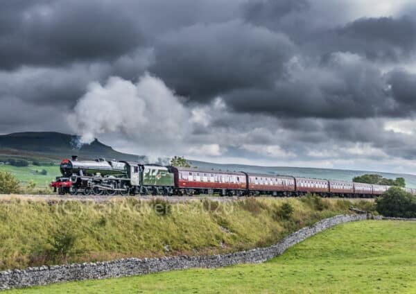 45562 Alberta passes Selside with The Waverley