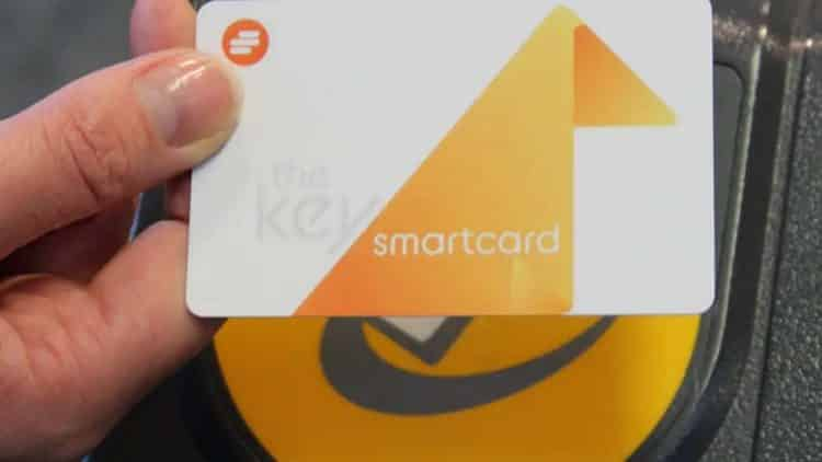 KeyGo Smartcard
