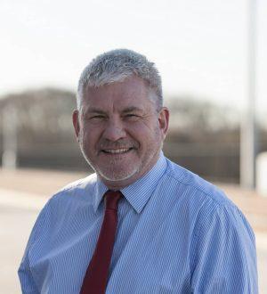 Steve Freeman Managing Director iPort Rail