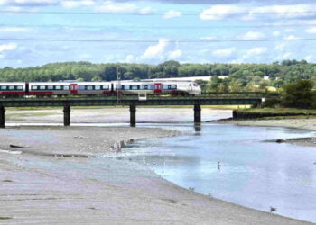 manningtree new train