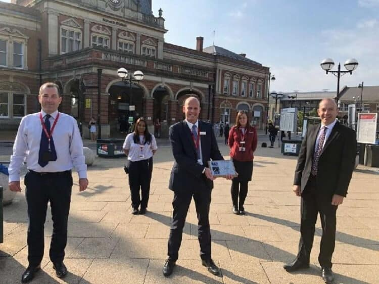 norwich station of the year award